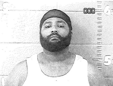 A mugshot of Willie Cory Godbolt from a 2016 arrest.