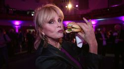 Joanna Lumley Backs New Vegan Burger That 'Bleeds' Like