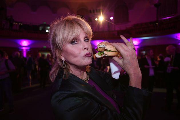 Joanna Lumley tries the 'Beyond