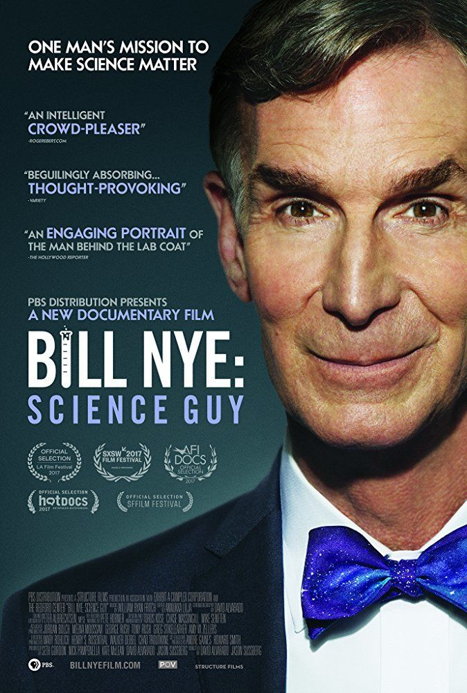 Bill Nye, one of America's favorite scientists, fights back against the slandering of science in modern politics and society.