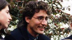Justin Trudeau Posted A Great Throwback Photo For World Teachers'