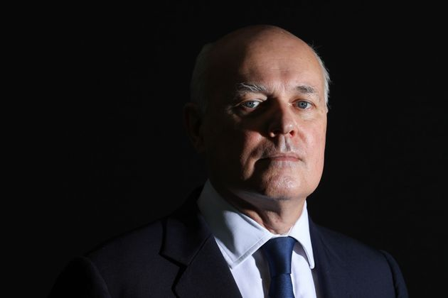 Former Tory leader Iain Duncan Smith, who was ousted in
