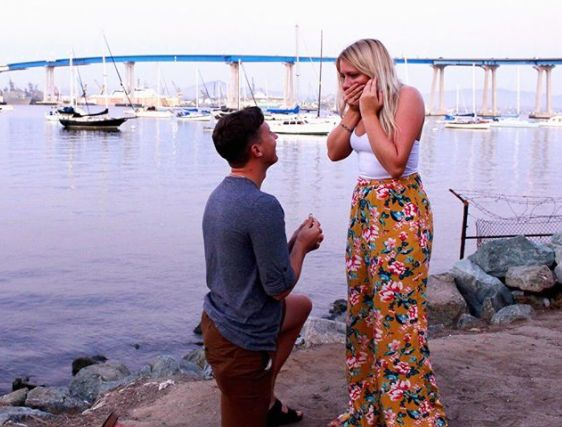 Woman Who Posted Appeal For Wedding Date On Twitter Is Now Engaged To The Man Who