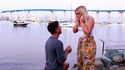 Buscó acompañante para una boda en Twitter y acabó comprometiéndose con