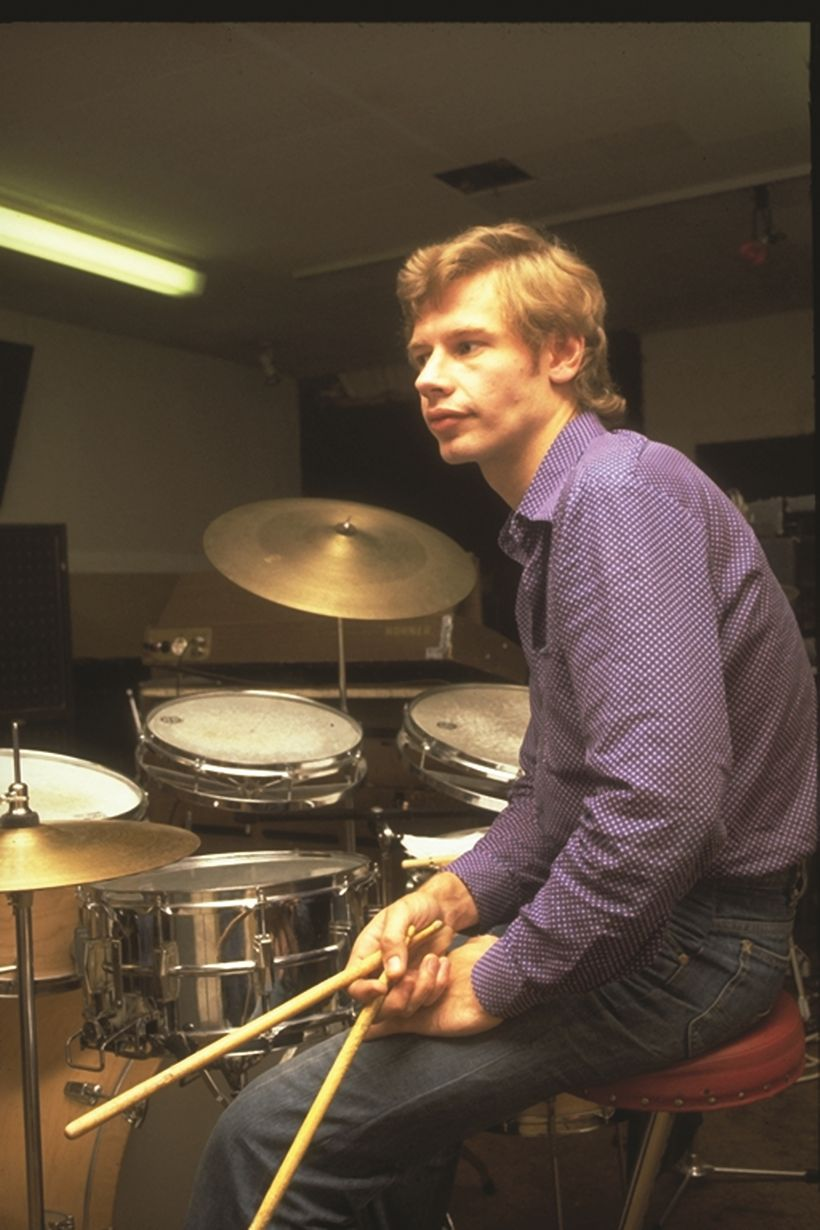 Bill Bruford, Advision 1977