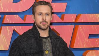 LONDON, ENGLAND - SEPTEMBER 21:  Ryan Gosling attends the 'Blade Runner 2049' photocall at The Corinthia Hotel on September 21, 2017 in London, England.  (Photo by David M. Benett/Dave Benett/WireImage)