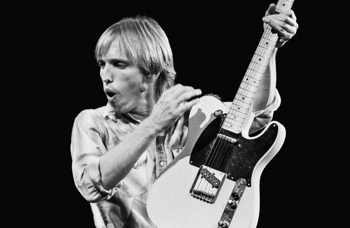 Tom Petty, 1981.
