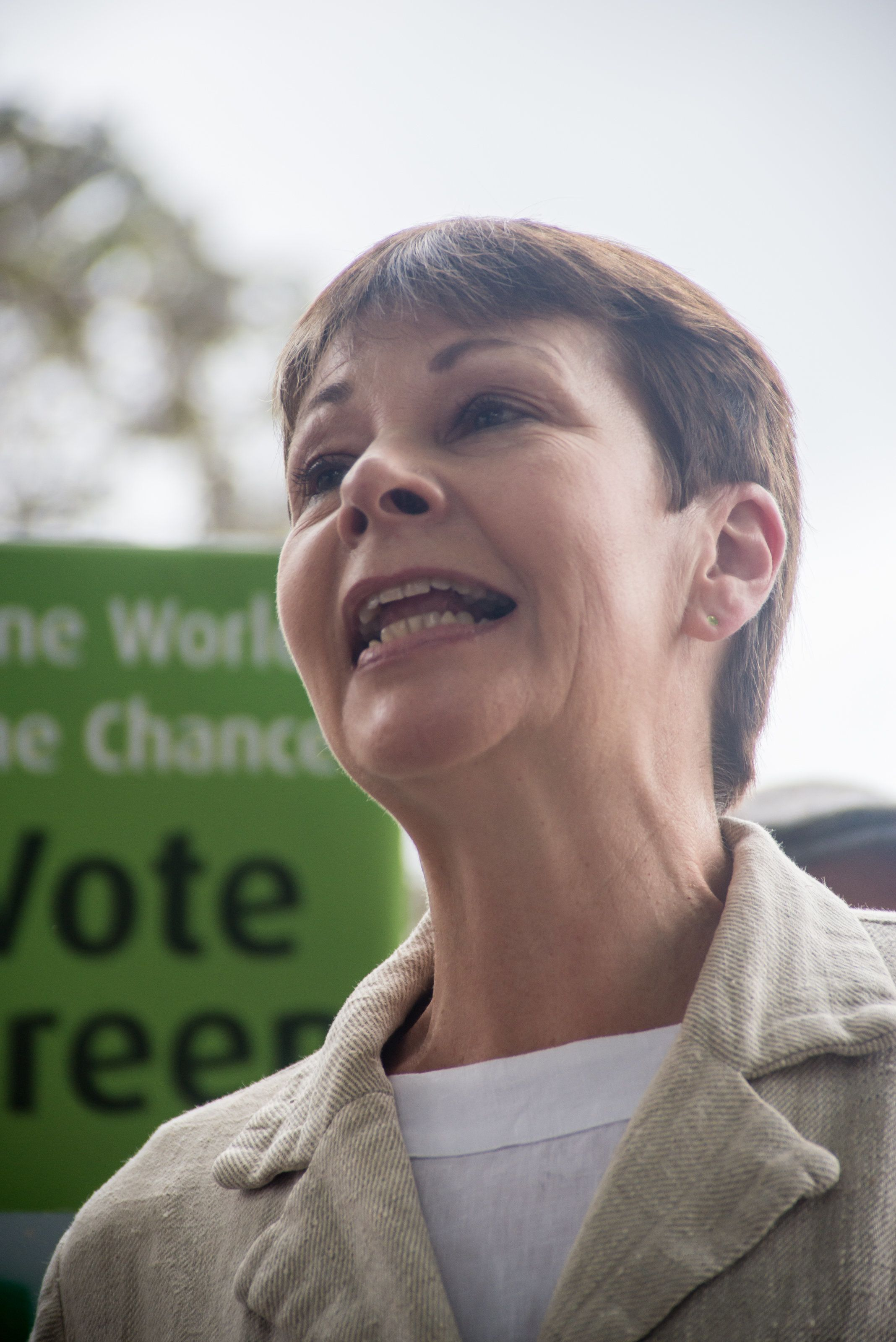 Caroline Lucas: Theresa May Quitting Cannot Solve Tories' Brexit