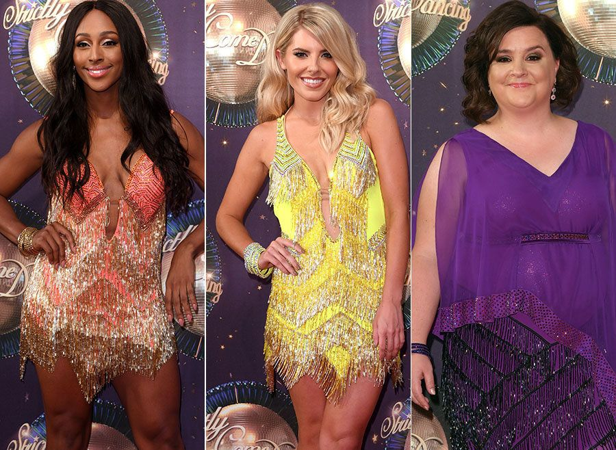 These 7 'Strictly Come Dancing' Celebrities Are All Feeling The Pain Of