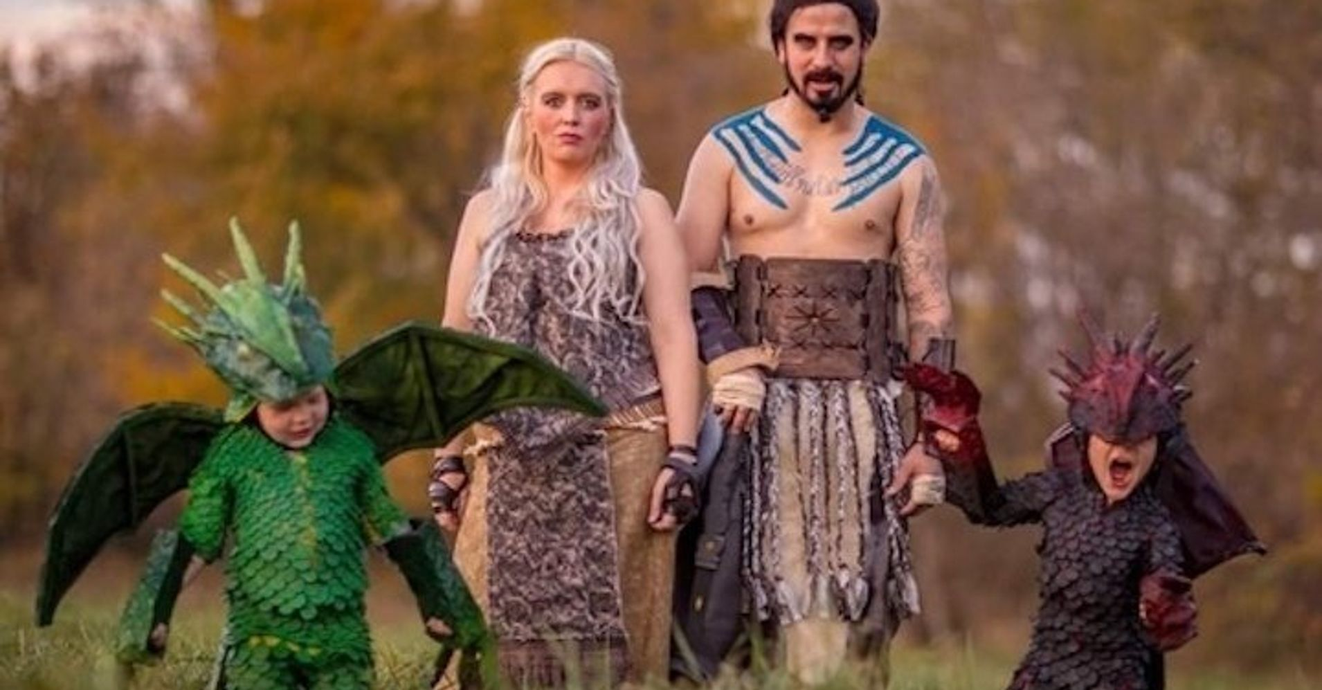 13 Amazing Pictures Of Kids And Families In 'Game Of Thrones ...