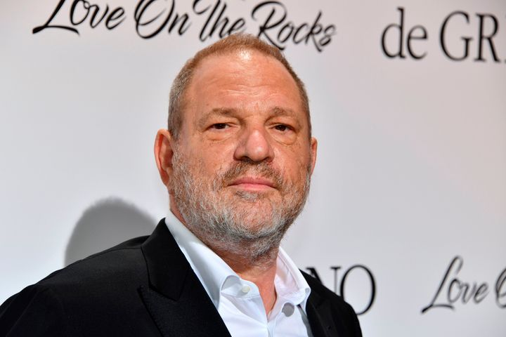 Harvey Weinstein's history of sexually harassing women was made public in a New York Times report on Thursday.