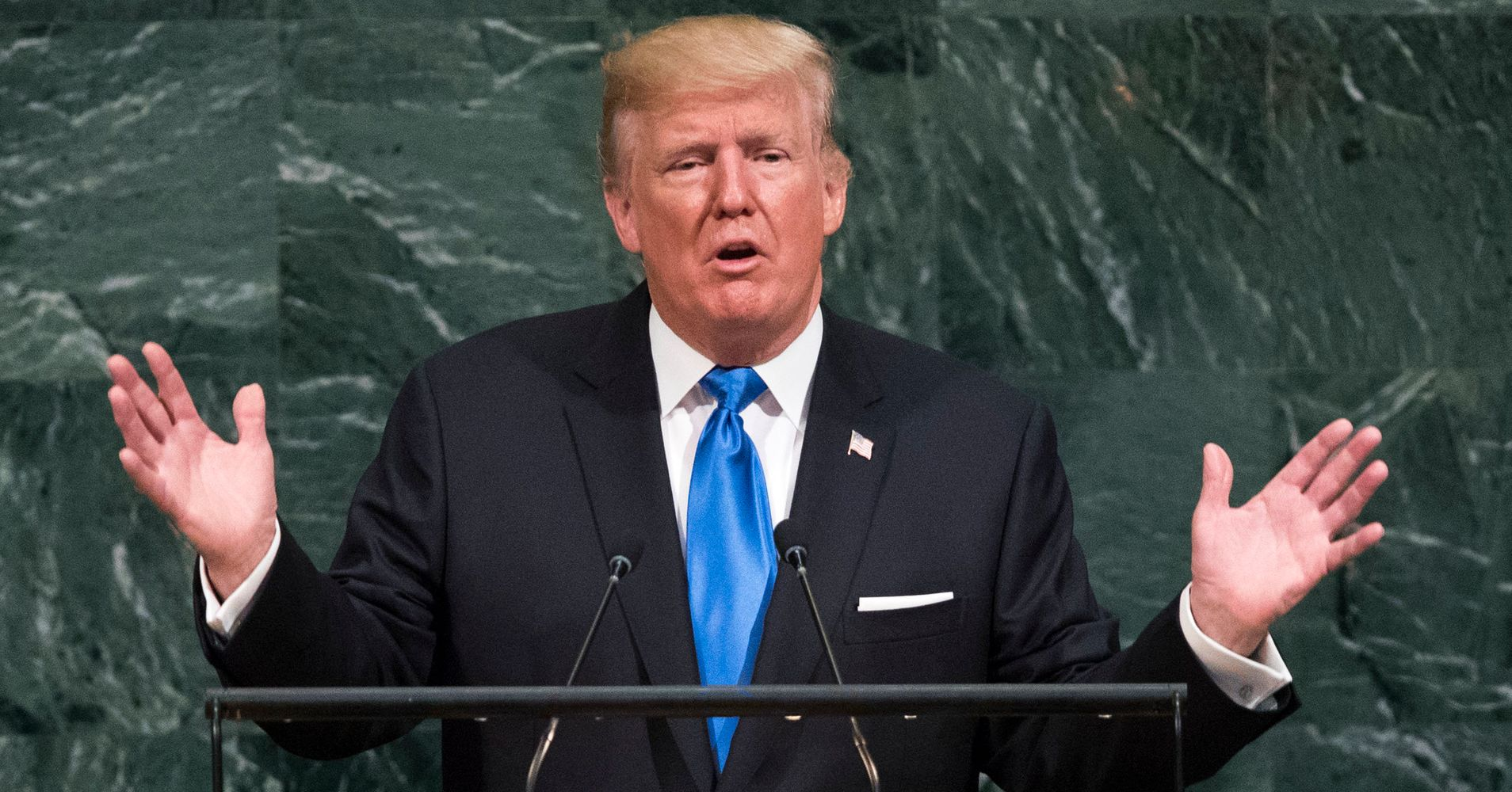 Trumps speech to UN called terrifying and delusional by foreign policy experts The President did not hold back on North Korea and Iran