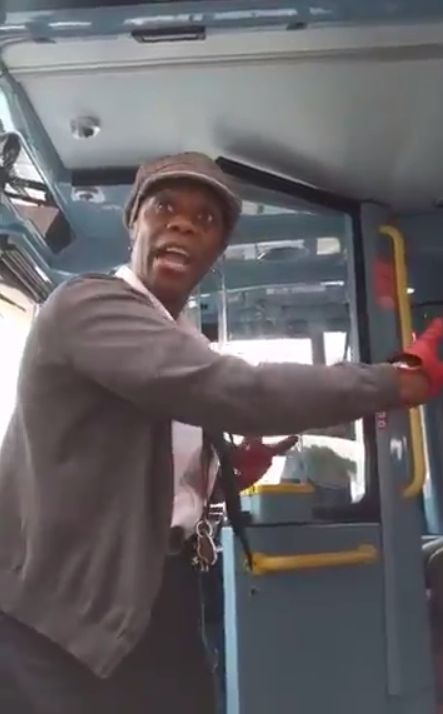 Bus Driver Launches 'Appalling' Tirade Against Disabled Passenger Trying To