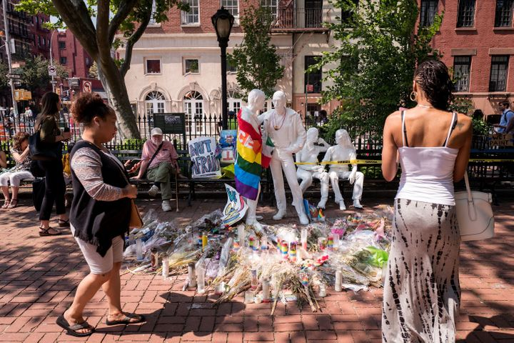 In 2016, former President Barack Obama designedthe Stonewall Inn and its environs as the country's first national