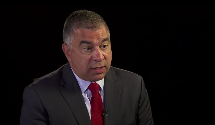 David Bossie, deputy Trump campaign manager.