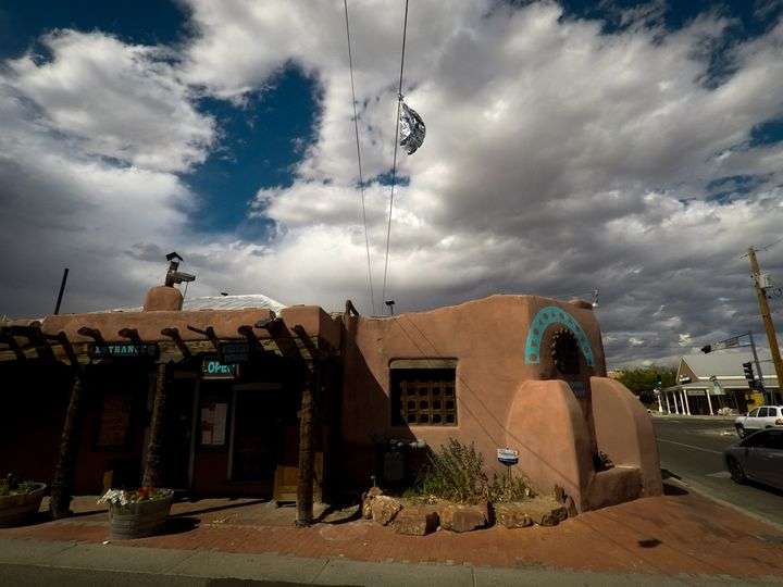 <p>Old Town's incredible adobe structures have withstood hundreds of years of weathering and history.</p>