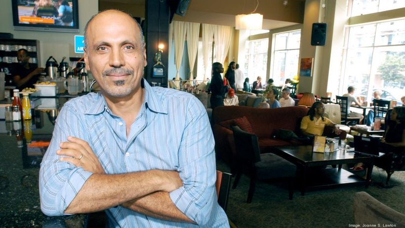 Restaurateur Andy Shallal blends menu for action and change at DC Area Busboys and Poets