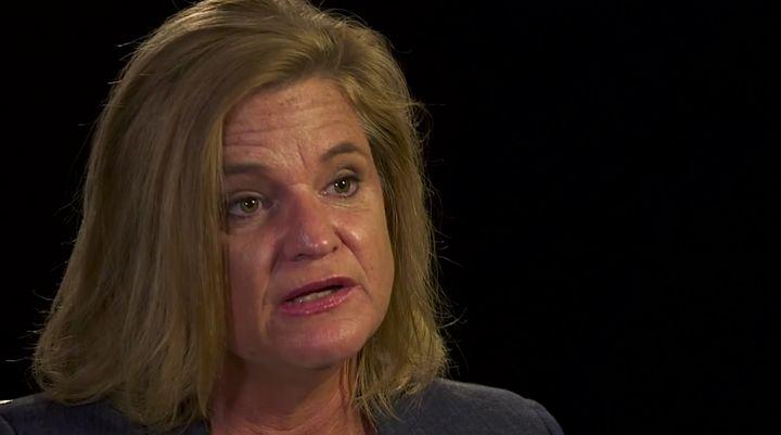 Jennifer Palmieri, Clinton campaign communications director.