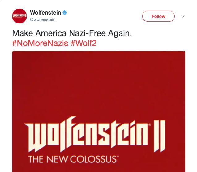 A Nazi-Killing Video Game Is Really Upsetting Some People Because... Y'Know,