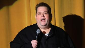 NASHVILLE, TN - FEBRUARY 21:  Comedian Ralphie May hosts the 26th Annual Pollstar Awards at Ryman Auditorium on February 21, 2015 in Nashville, Tennessee.  (Photo by Jason Squires/Getty Images for Pollstar)