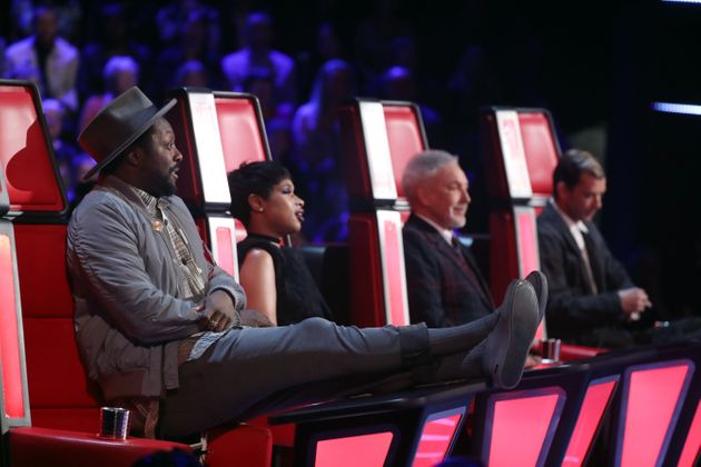The most recent incarnation of 'The Voice'