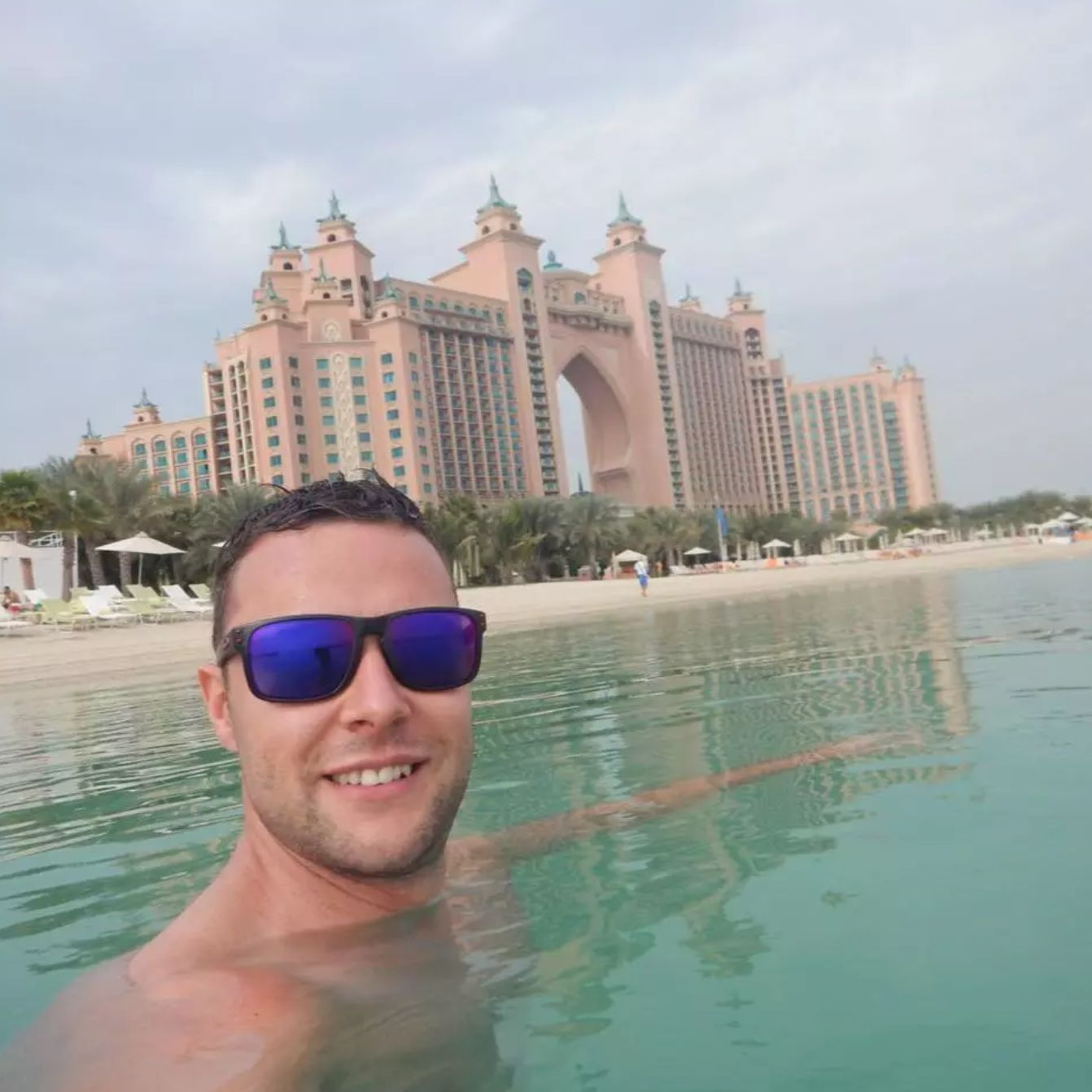 British Man Faces Three Years In Dubai Prison After 'Touching A Man's Hip In A