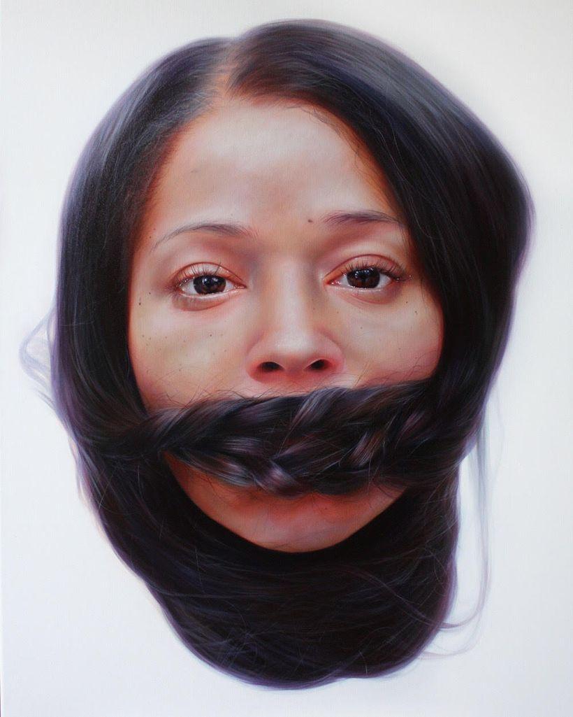 PORTRAIT OF MASHONDA TIFRERE BY ROOS VAN DER VLIET