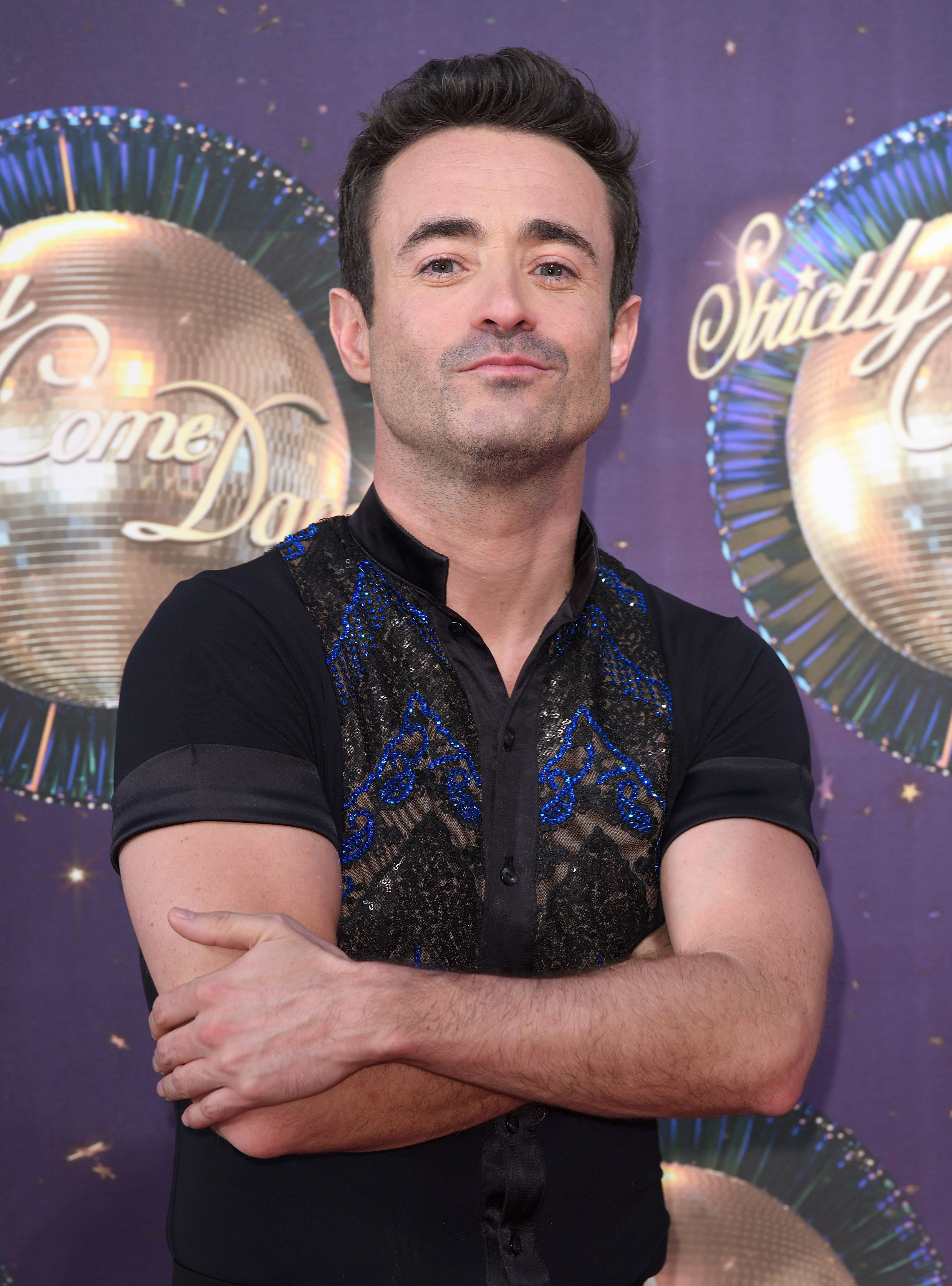 Joe McFadden Speaks Out Over 'Ridiculous' 'Strictly' Romance
