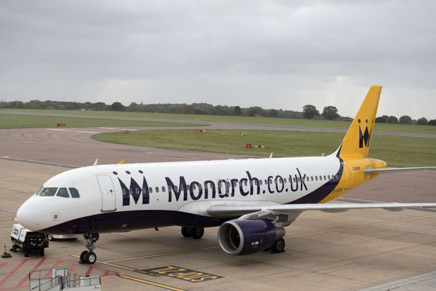 Monarch passengers with Air Travel Organiser's Licence (Atol) protectionexpected to getrefund...
