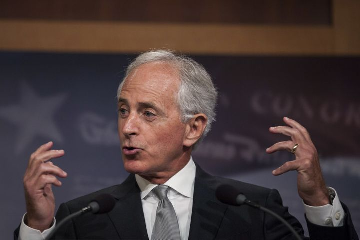 Sen. Bob Corker (R-Tenn.), chairman of the Senate Foreign Relations Committee, is retiring rather than running for re-el