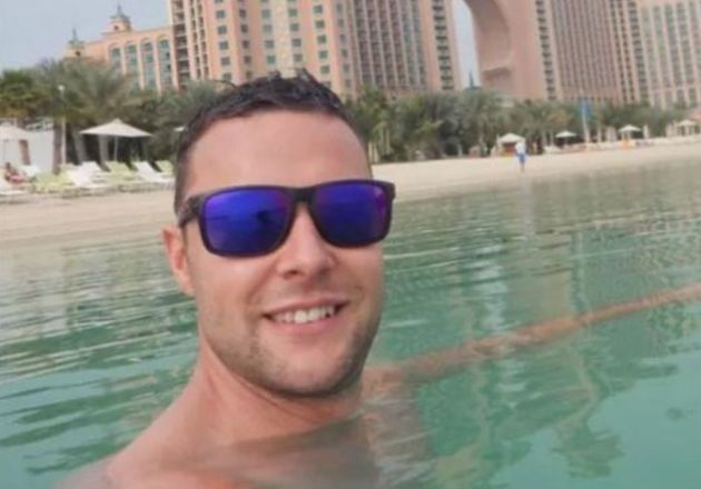 Jamie Harron, who is facing a three-year jail sentence after putting his hand onto a man in a bar, has...