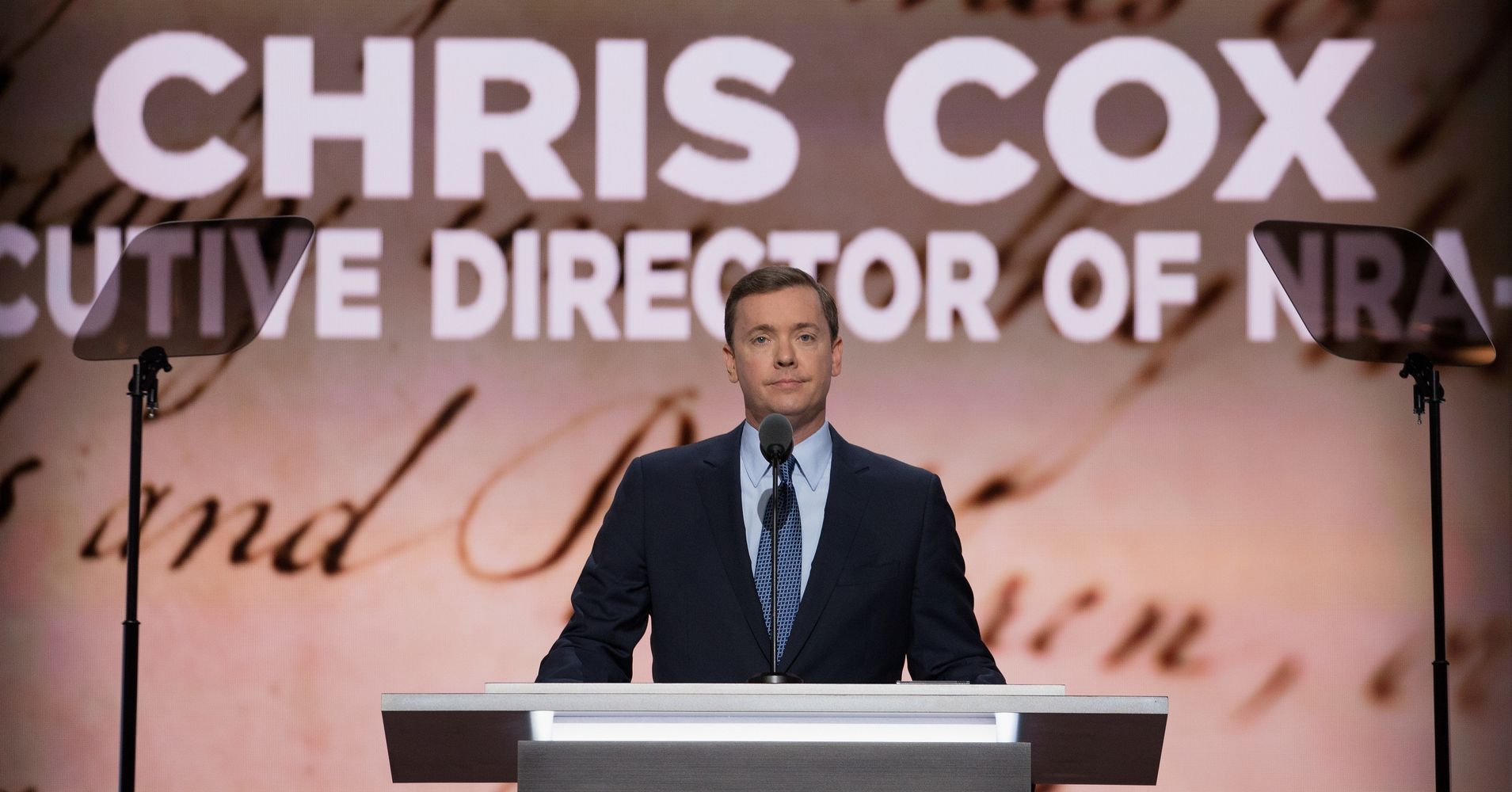 NRA's Chris Cox: 'We Don't Believe Bans Ever Worked On Anything'