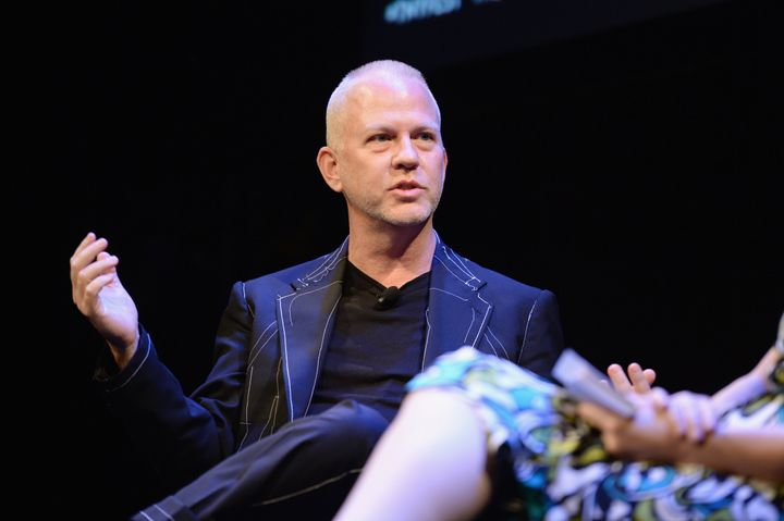 Ryan Murphy at the New Yorker Festival on Oct. 7, 2017.