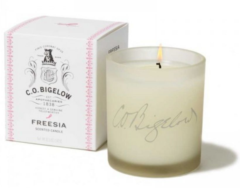 "<strong>Freesia Candle</strong> from <a rel=""nofollow"" href=""https://www.bigelowchemists.com/c-o-bigelow-candle-freesia.html"""