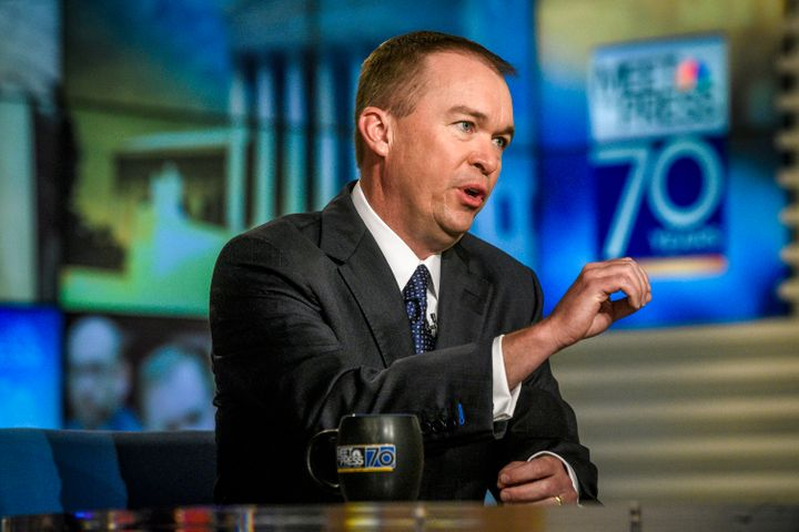 Mick Mulvaney, director of the White House Office of Management and Budget, confirmed Sunday thatthere wouldbe&nb