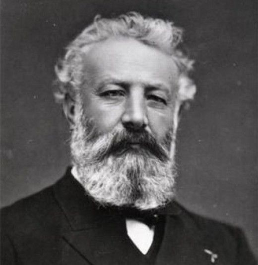 "Portrait of Jules Verne <a rel=""nofollow"" href=""https://www.hubpages.com/"" target=""_blank"">www.hubpages.com</a>"