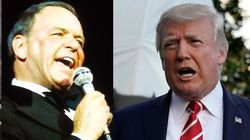 Frank Sinatra Once Told Trump To 'Go F**k Yourself', New Book