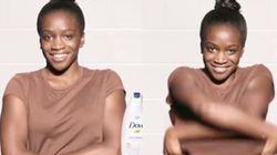 Dove pide disculpas por un anuncio en que convierte a una mujer negra en