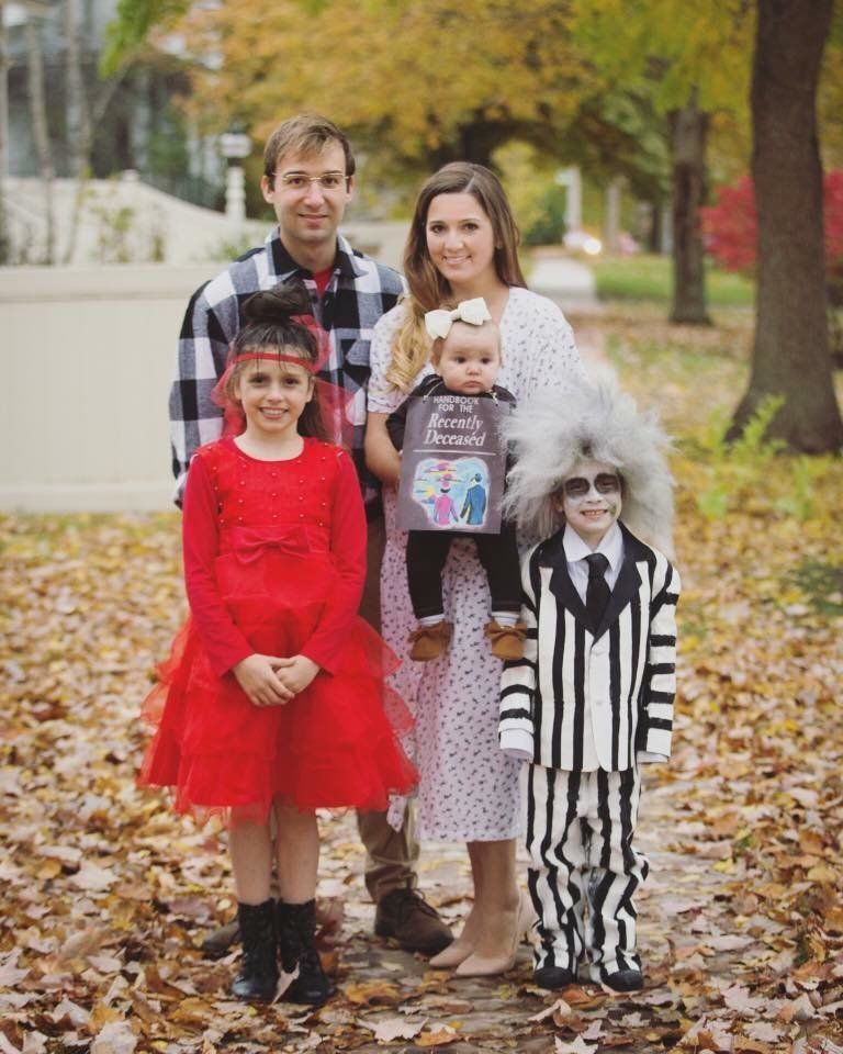 65 Halloween Costumes For Families Who Love Dressing Up Together
