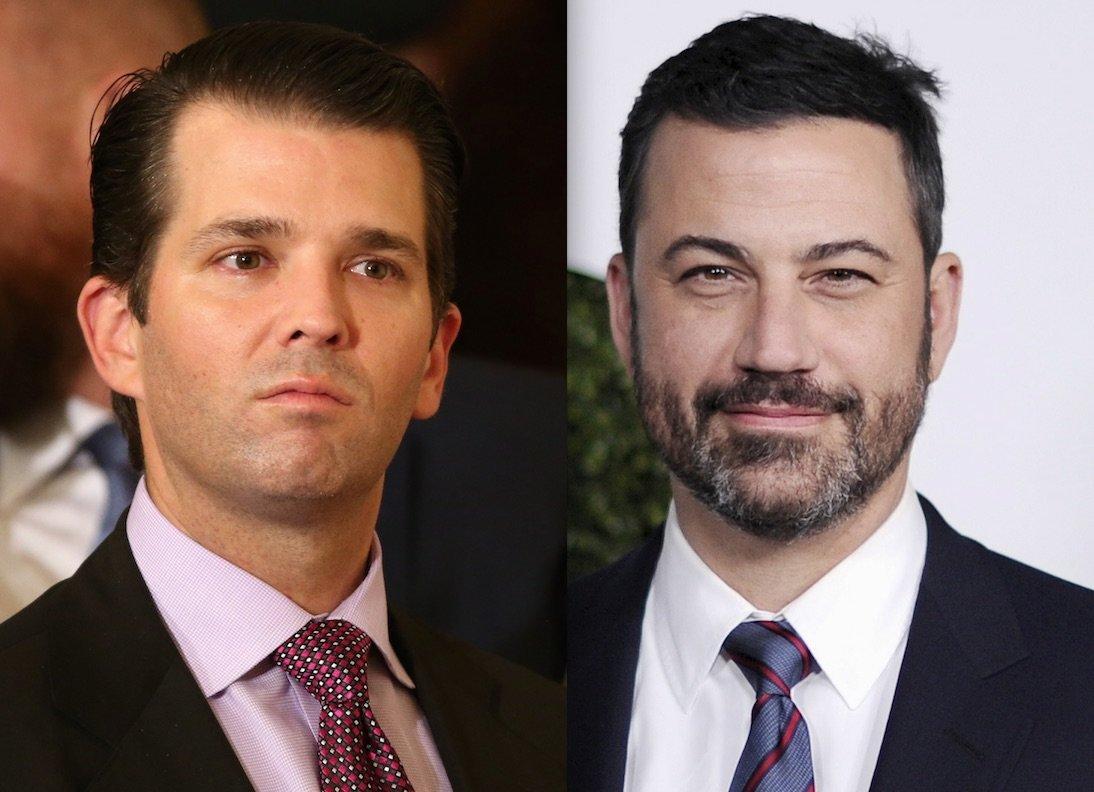 Donald Trump Jr.'s Attack On Jimmy Kimmel Backfires