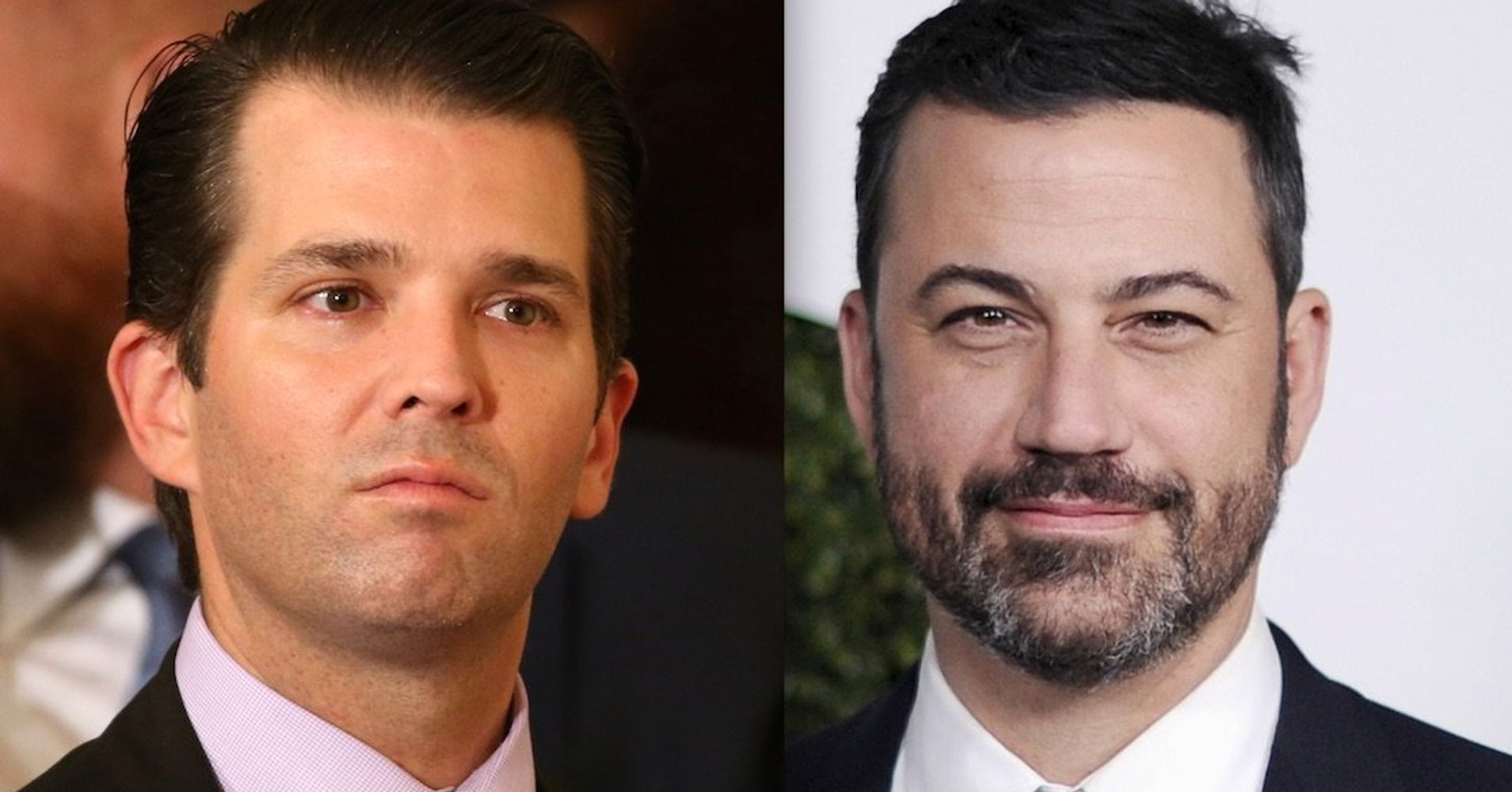 Trump Jr's Attack On Jimmy Kimmel Backfires Spectacularly