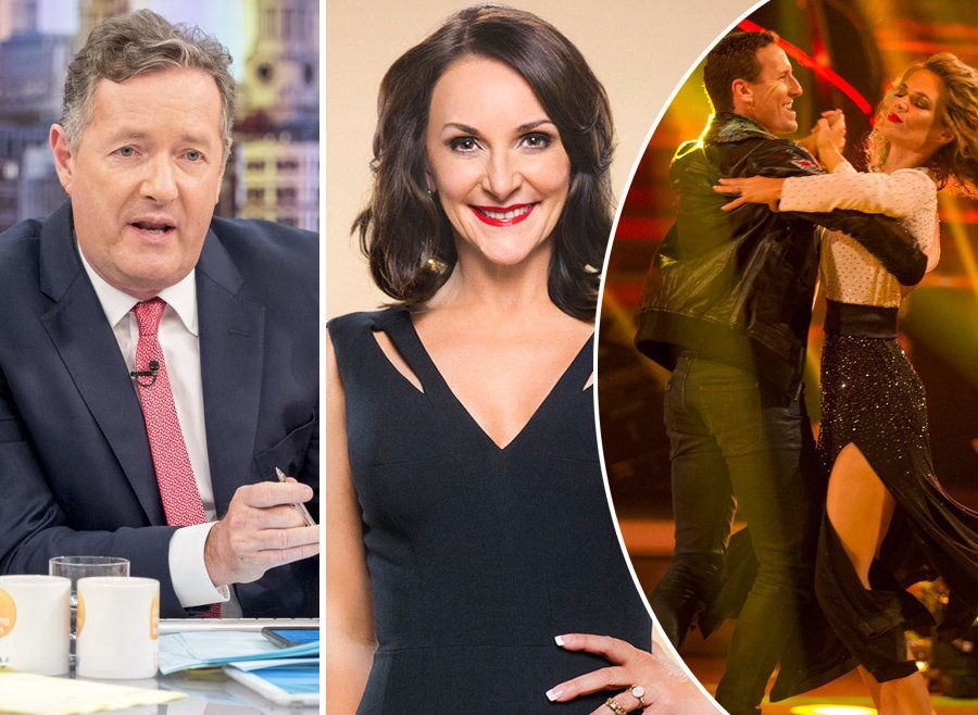 Piers Morgan Goes To War With 'Sour-Faced Creature' Shirley Ballas Over Charlotte