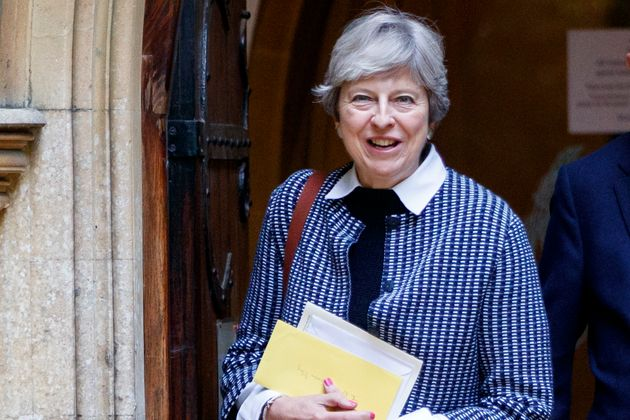 Theresa May Must Impose Her Authority On Philip Hammond, Says Brexiteer
