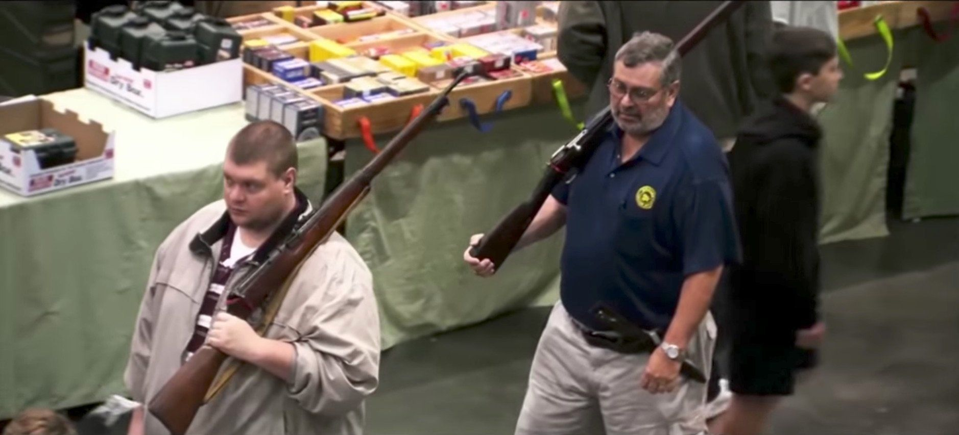 Dutch TV Comedy Perfectly Sums Up America's Gun