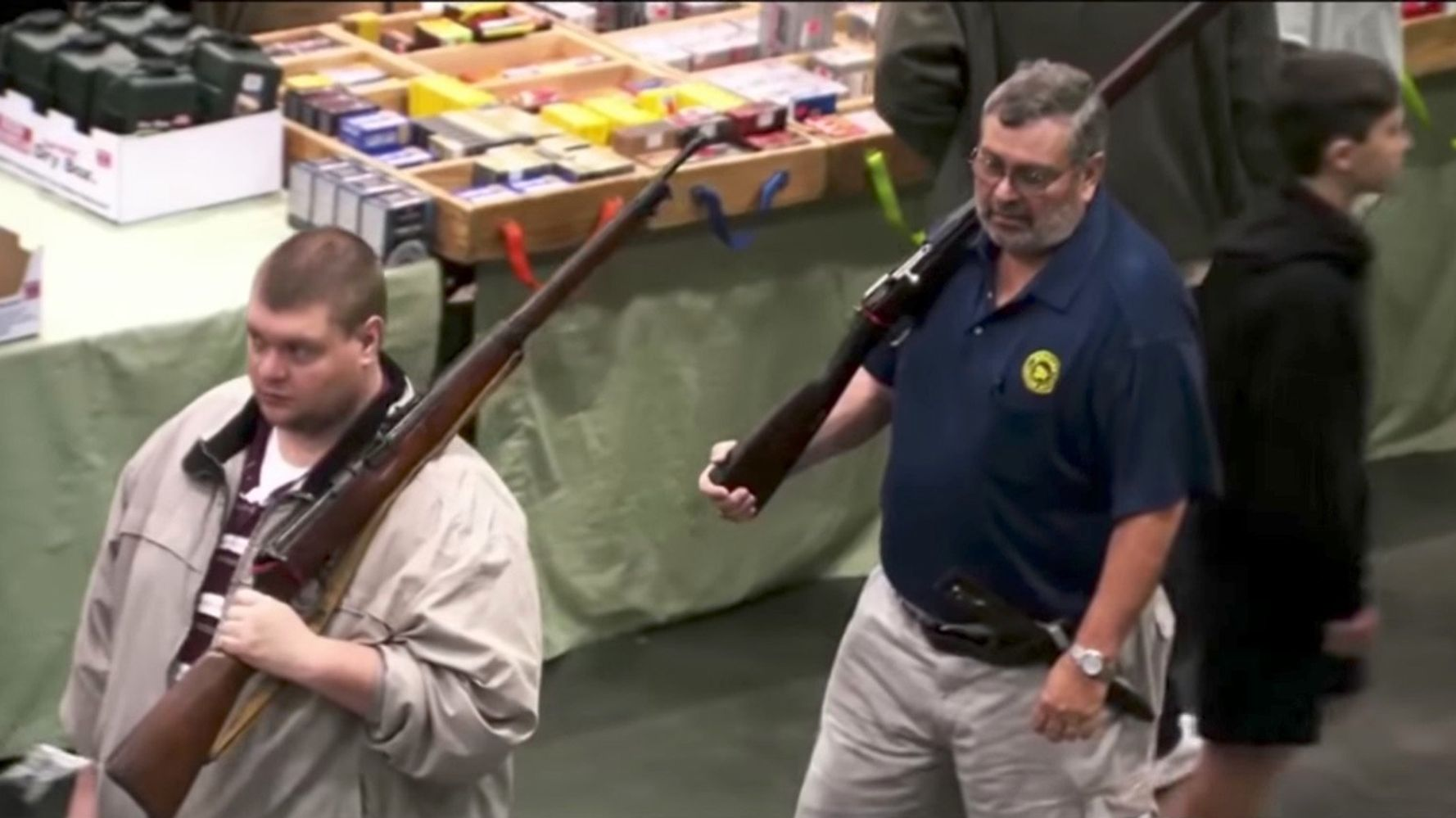 Dutch TV Comedy Perfectly Sums Up America's Gun Problem