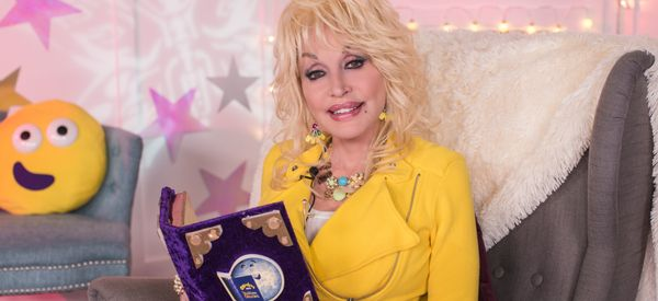 Get Excited Because Here's A First Glimpse At Dolly Parton's CBeebies Bedtime Story