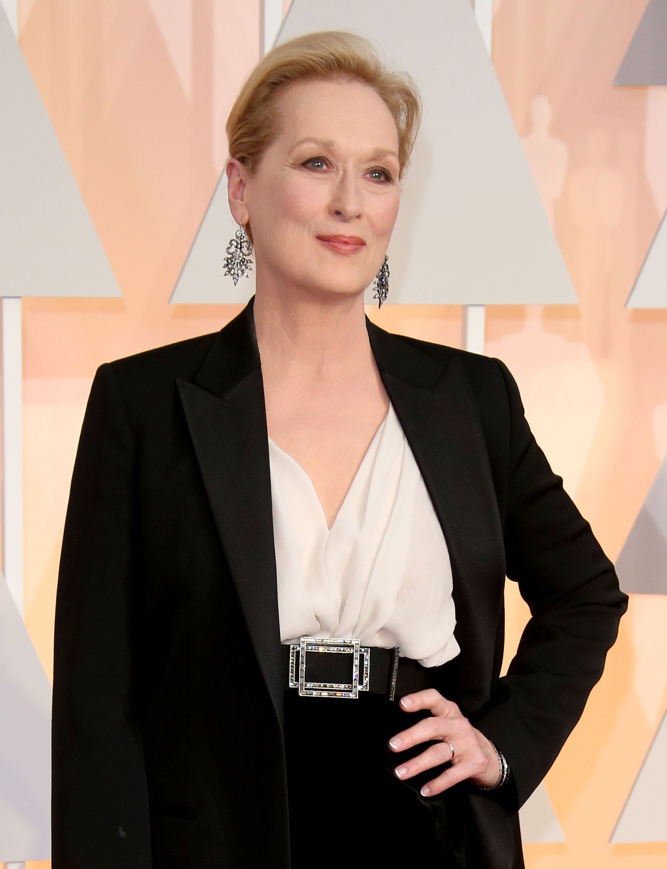 Meryl Streep Speaks Out Against Harvey