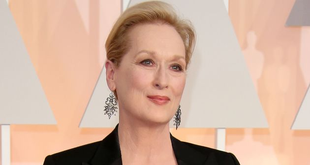 Meryl Streep Speaks Out Against Harvey