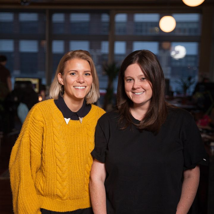 Jana Dowling and Clare Nash launched The 888 Collective to create an open and safe space for people suffering with poor mental health.