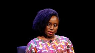 NEW YORK, NY - SEPTEMBER 6:  David Remnick speaks with Chimamanda Ngozi Adichie at The 2017 New Yorker Festival - Chimamanda Ngozi Adichie Talks With The New Yorker's David Remnick on September 6, 2017 in New York City. (Photo by Thos Robinson/Getty Images for The New Yorker)